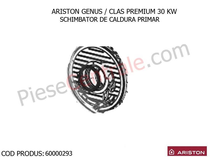 Poza Schimbator de caldura centrale termice Ariston Genus, Clas Premium