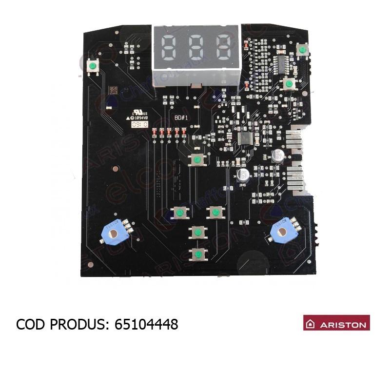Poza Placa circuite centrala termica Ariston Clas/ Clas Premium. Poza 8207