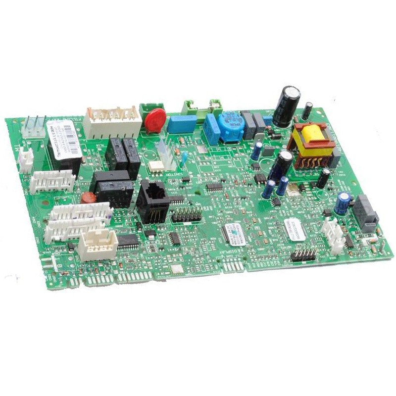 Poza Placa electronica centrale termice Ariston Matis 24 FF, centrale cu vana de gaz CARTIER. Poza 8234
