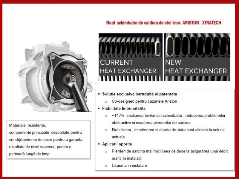 Poza Centrala termica in condensare Ariston Clas One 35 EU 35 KW. Poza 8490