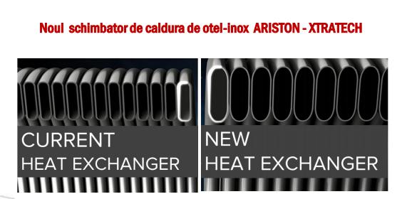 Poza Centrala termica in condensare Ariston Clas One 35 EU 35 KW. Poza 8493
