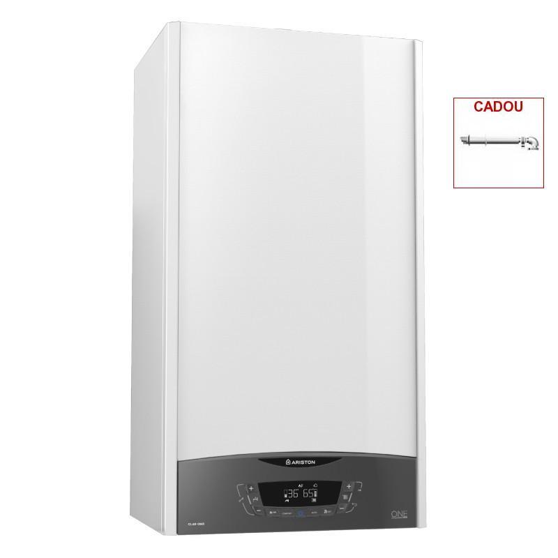 Poza Poza produs Centrala termica in condensare Ariston Clas One 35 EU 35 KW + produs cadou
