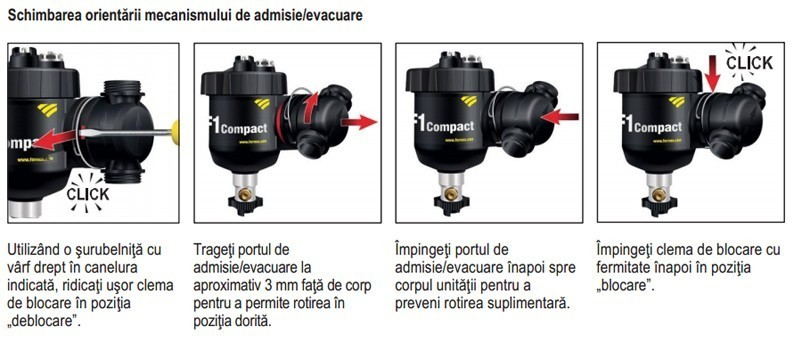 Poza Filtru antimagnetita Fernox TF1 Compact. Poza 8496