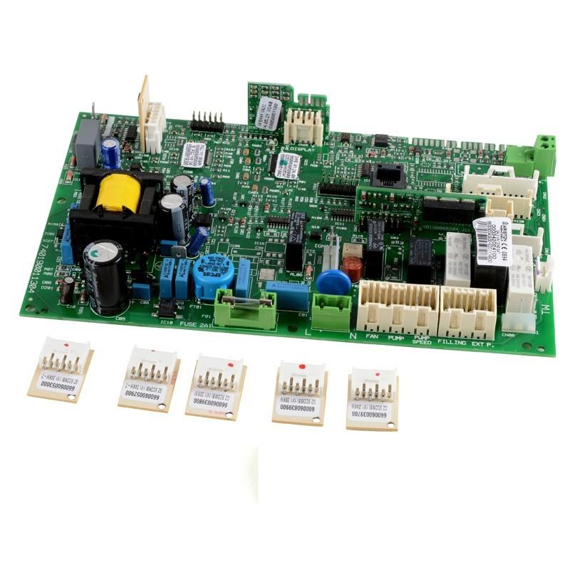 Poza Placa electronica principala centrale termice Ariston Clas/Genus Premium. Poza 8578