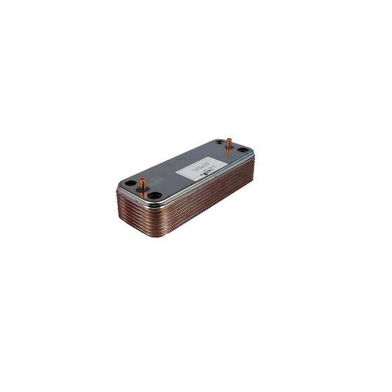 Poza Schimbator de caldura secundar in placi pentru centrale termice Ariston MICROGENUS 27 MFFI. Poza 8600