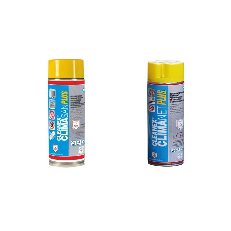 Poza Pachet curatare si igienizare aer conditionat Cleanex Clima Pack. Poza 8891