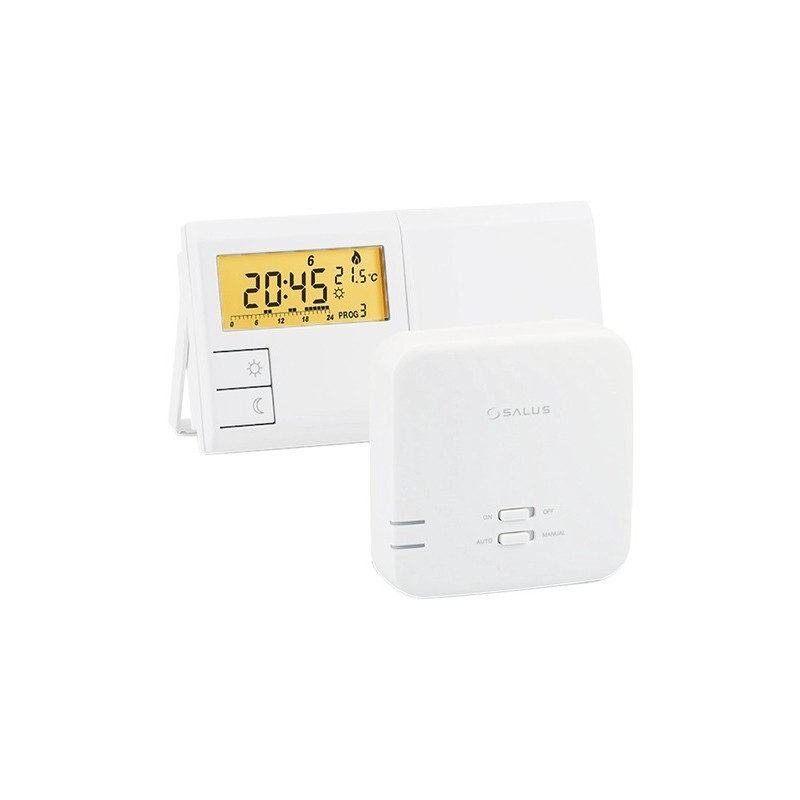 Poza Termostat de ambient programabil wireless Salus 091FLRFv2. Poza 9024