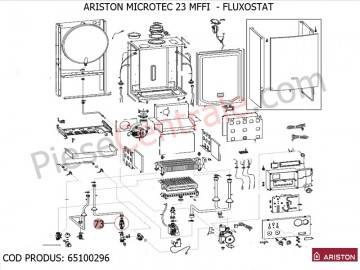 Poza Fluxostat centrala termica Ariston MICROTEC 23 MFFI