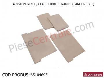 Poza Fibre ceramice (panouri - set) centrale termice Ariston Genus, Clas