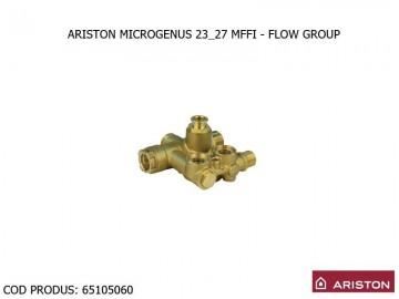 Poza Flow grup centrale termice Ariston MICROGENUS MFFI