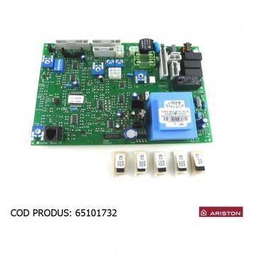 Poza Placa electronica centrale termice Ariston MICROGENUS PLUS MFFI. Poza 8205