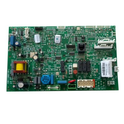 Poza Placa electronica centrale termice Ariston Matis 24 FF, centrale cu vana de gaz SIGMA. Poza 8238