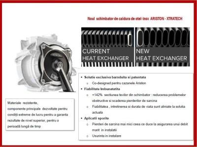 Poza Centrala termica in condensare Ariston Clas One 30 EU 30 KW. Poza 8472
