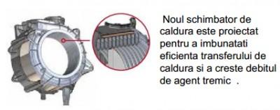 Poza Centrala termica in condensare Ariston Clas One 35 EU 35 KW. Poza 8492