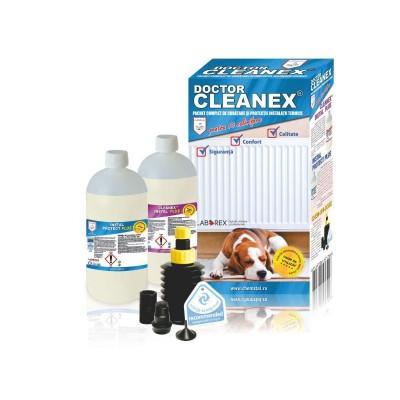 Poza Pachet curatare si protectie pentru instalatiile termice Doctor Cleanex. Poza 8526