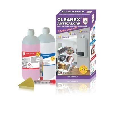 Poza Pachet de curatare pentru centrale termice murale Cleanex Anticalcar. Poza 8530