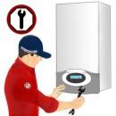 Revizie centrala termica pe gaz cu putere cuprinsa intre 36 si 60 kw